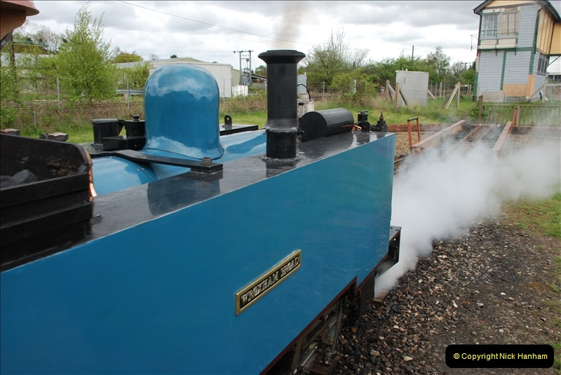 2010-05-06 Norwich & The Bure Valley Railway.  (48)614