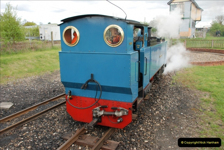 2010-05-06 Norwich & The Bure Valley Railway.  (49)615