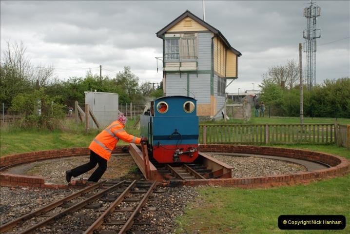 2010-05-06 Norwich & The Bure Valley Railway.  (50)616