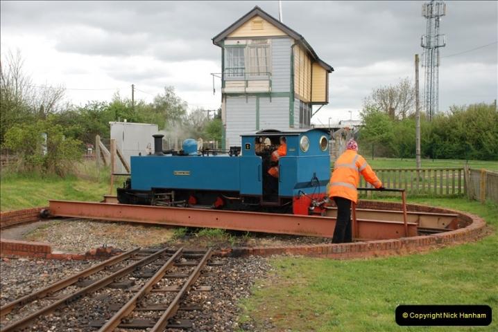 2010-05-06 Norwich & The Bure Valley Railway.  (51)617