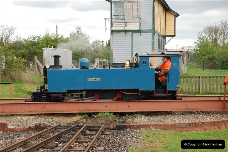 2010-05-06 Norwich & The Bure Valley Railway.  (52)618