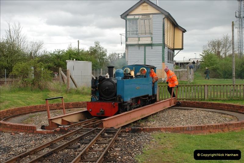 2010-05-06 Norwich & The Bure Valley Railway.  (53)619