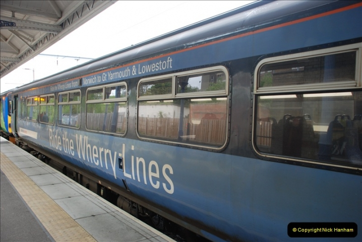 2010-05-06 Norwich & The Bure Valley Railway.  (5)571
