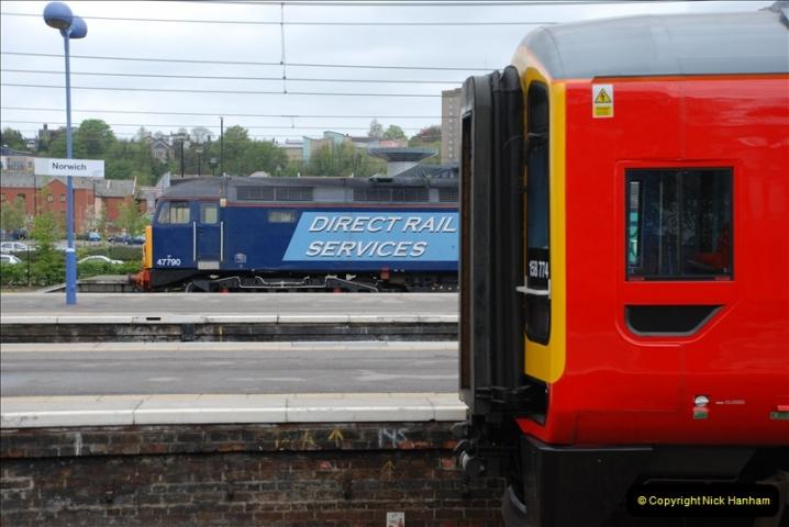 2010-05-06 Norwich & The Bure Valley Railway.  (8)574