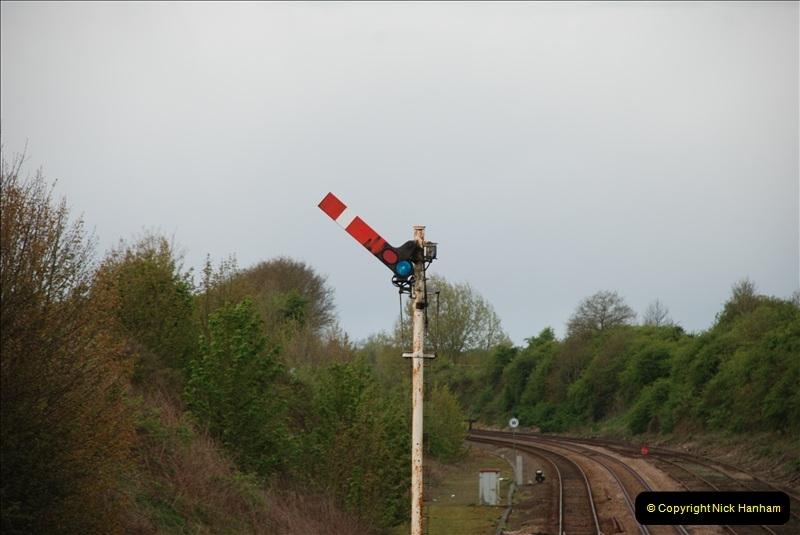 2010-05-07 Norwich, The Mid Norfolk Railway & The Whitwell & Reepham Railway.   (13)632