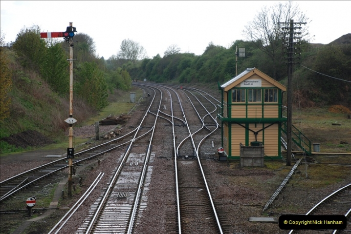 2010-05-07 Norwich, The Mid Norfolk Railway & The Whitwell & Reepham Railway.   (14)633