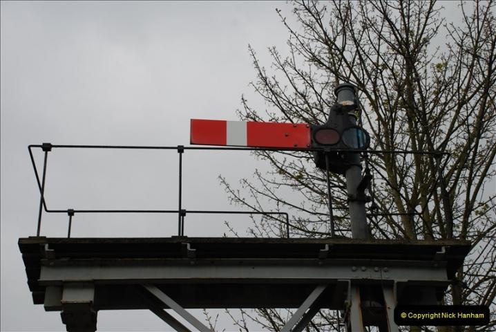 2010-05-07 Norwich, The Mid Norfolk Railway & The Whitwell & Reepham Railway.   (15)634