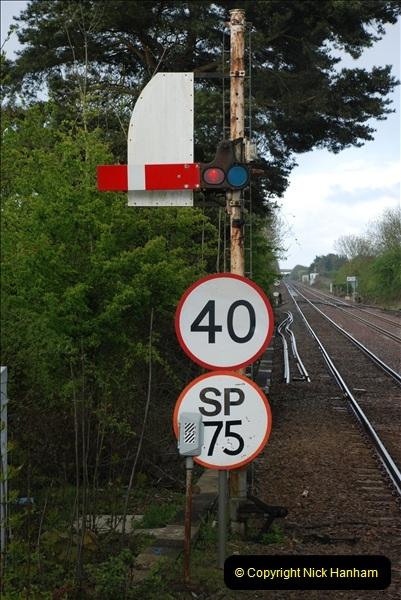 2010-05-07 Norwich, The Mid Norfolk Railway & The Whitwell & Reepham Railway.   (19)638