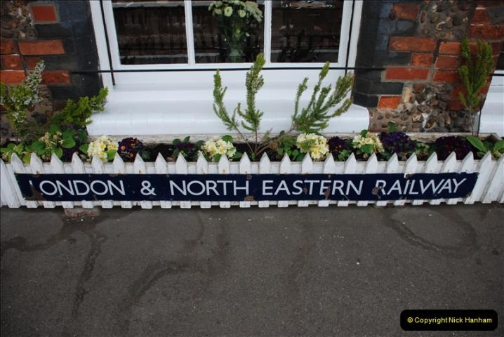 2010-05-07 Norwich, The Mid Norfolk Railway & The Whitwell & Reepham Railway.   (25)644
