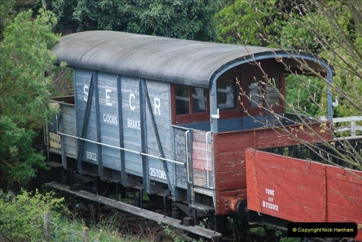 2010-05-07 Norwich, The Mid Norfolk Railway & The Whitwell & Reepham Railway.   (35)654