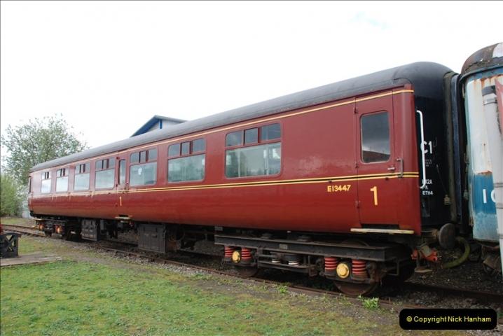 2010-05-07 Norwich, The Mid Norfolk Railway & The Whitwell & Reepham Railway.   (48)667