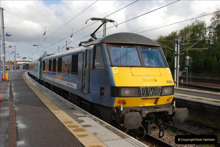 2010-05-07 Norwich, The Mid Norfolk Railway & The Whitwell & Reepham Railway.   (5)624