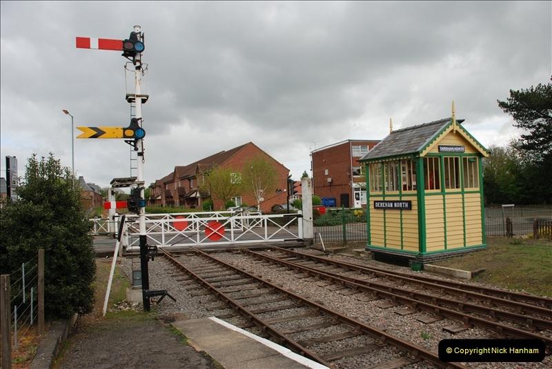 2010-05-07 Norwich, The Mid Norfolk Railway & The Whitwell & Reepham Railway.   (56)675