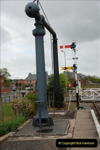 2010-05-07 Norwich, The Mid Norfolk Railway & The Whitwell & Reepham Railway.   (58)677