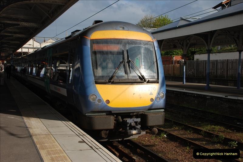 2010-05-07 Norwich, The Mid Norfolk Railway & The Whitwell & Reepham Railway.   (7)626