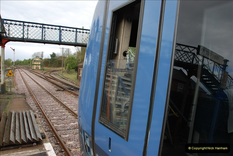 2010-05-07 Norwich, The Mid Norfolk Railway & The Whitwell & Reepham Railway.   (8)627
