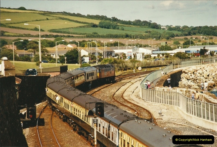 2003 June 25 to 30. Plymouth & Cornwall.  (206)206