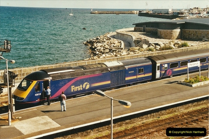 2003 June 25 to 30. Plymouth & Cornwall.  (208)208