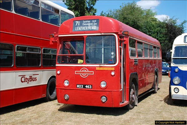 2018-07-15 Alton Bus Rally & Running Day 2018.  (301)301