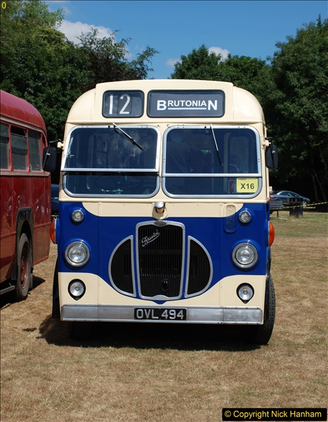 2018-07-15 Alton Bus Rally & Running Day 2018.  (303)303