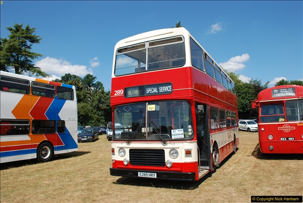 2018-07-15 Alton Bus Rally & Running Day 2018.  (306)306