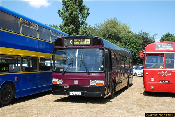 2018-07-15 Alton Bus Rally & Running Day 2018.  (307)307