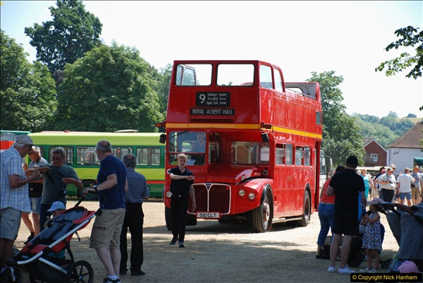 2018-07-15 Alton Bus Rally & Running Day 2018.  (310)310