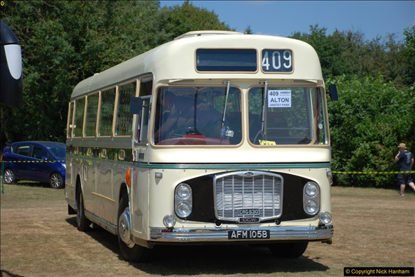 2018-07-15 Alton Bus Rally & Running Day 2018.  (320)320