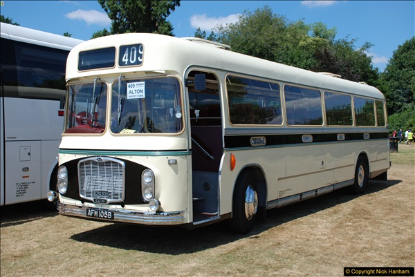 2018-07-15 Alton Bus Rally & Running Day 2018.  (321)321