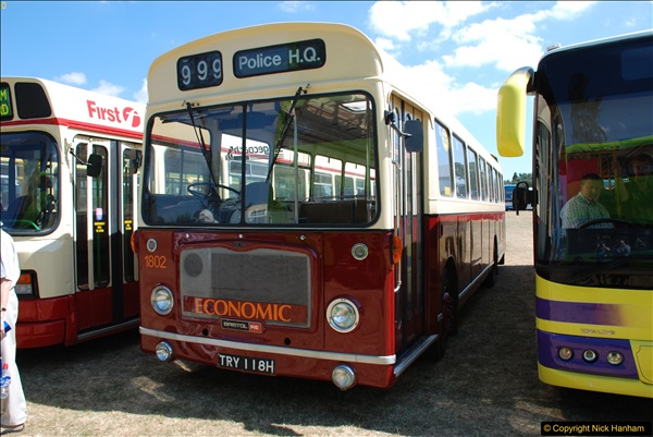 2018-07-15 Alton Bus Rally & Running Day 2018.  (65)065