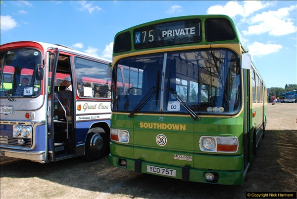 2018-07-15 Alton Bus Rally & Running Day 2018.  (66)066