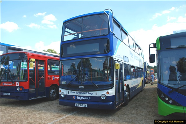 2018-07-15 Alton Bus Rally & Running Day 2018.  (94)094