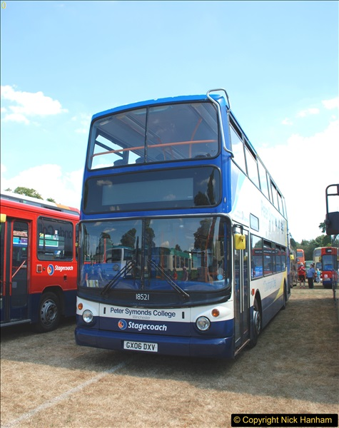 2018-07-15 Alton Bus Rally & Running Day 2018.  (99)099