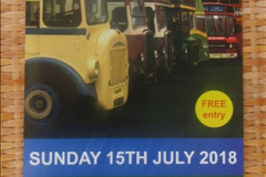The Alton Bus Rally 15 July 2018