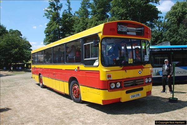 2018-07-15 Alton Bus Rally & Running Day 2018.  (309)309