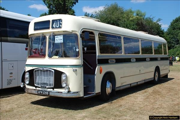 2018-07-15 Alton Bus Rally & Running Day 2018.  (321)321