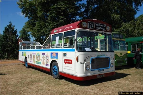 2018-07-15 Alton Bus Rally & Running Day 2018.  (60)060