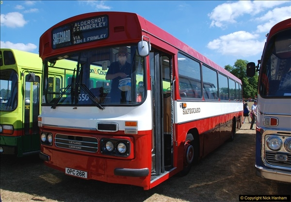 2018-07-15 Alton Bus Rally & Running Day 2018.  (70)070