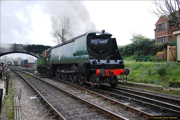 2017-04-03 The day after Strictly Bulleid.  (100)100