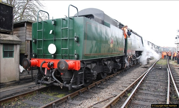 2017-04-03 The day after Strictly Bulleid.  (102)102