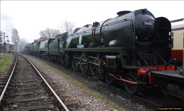 2017-04-03 The day after Strictly Bulleid.  (106)106