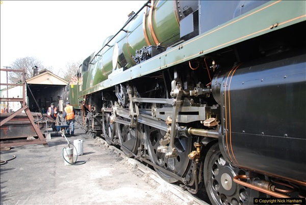 2017-04-03 The day after Strictly Bulleid.  (190)190