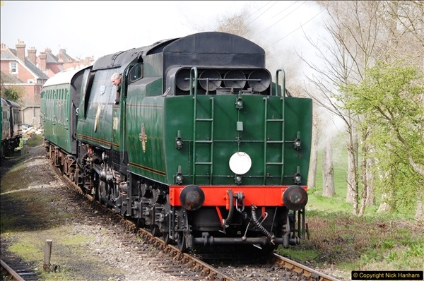 2017-04-03 The day after Strictly Bulleid.  (202)202