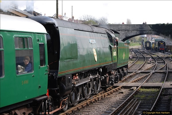 2017-04-03 The day after Strictly Bulleid.  (203)203