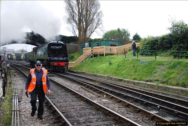 2017-04-03 The day after Strictly Bulleid.  (99)099