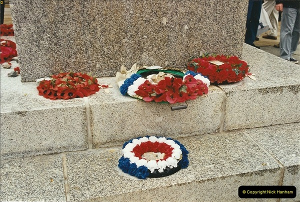 2002-12-29. 20 Years since the Falklands War.  (3)03