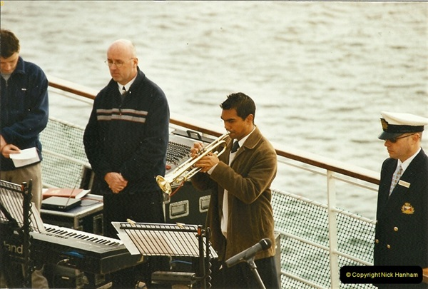 2002-12-29. 20 Years since the Falklands War.  (9)09