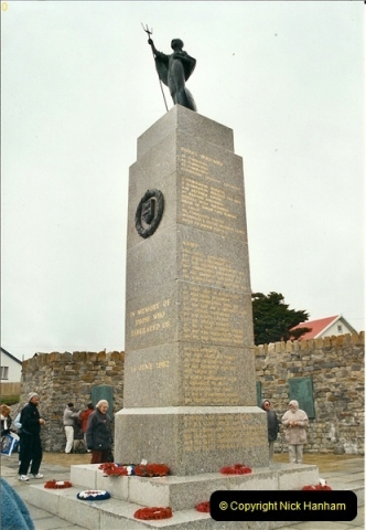2002-12-29. 20 Years since the Falklands War.  (2)02