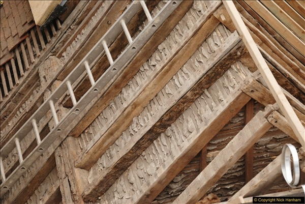 2017-07-05 The Vyne NT. Roof repairs.  (26)026