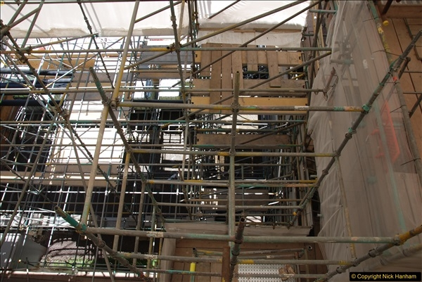 2017-07-05 The Vyne NT. Roof repairs.  (33)033